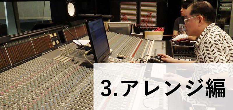 録れコン2016 リプロダクション 3.アレンジ編