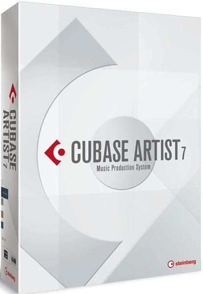 CubaseArtist7
