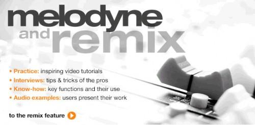 MelodyneEditor_remix