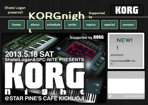 korgnight