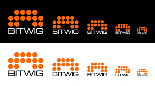 Bitwig logo screen