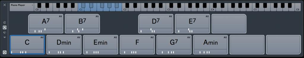 Chord Pads