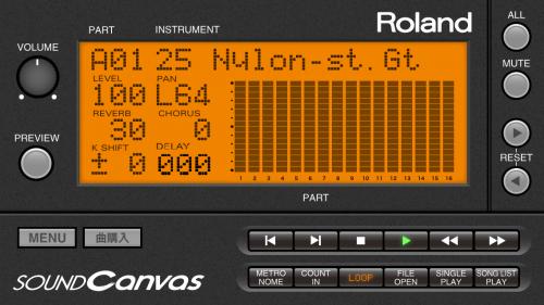SOUND Canvas for iOS4