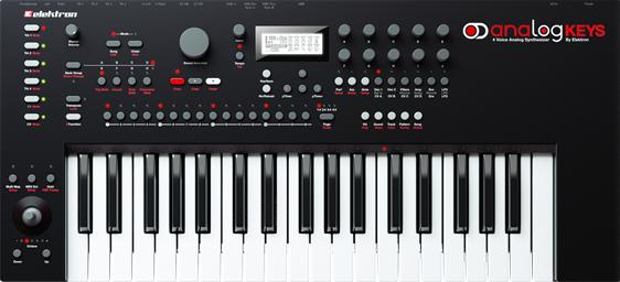 analog-keys