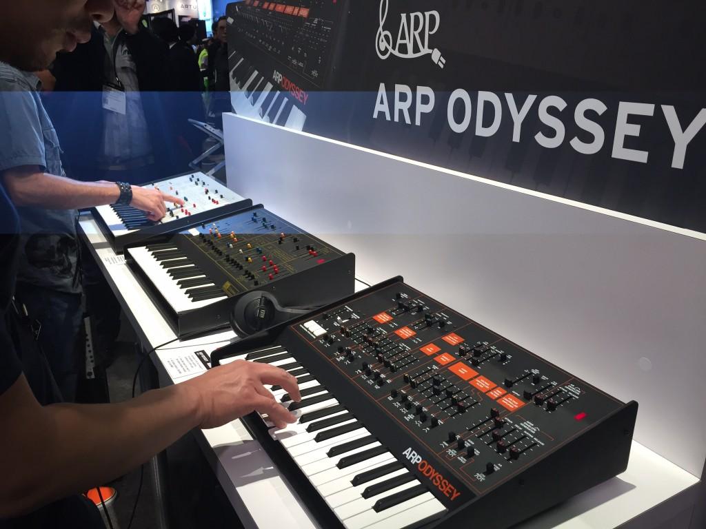 ARP Odyssey01