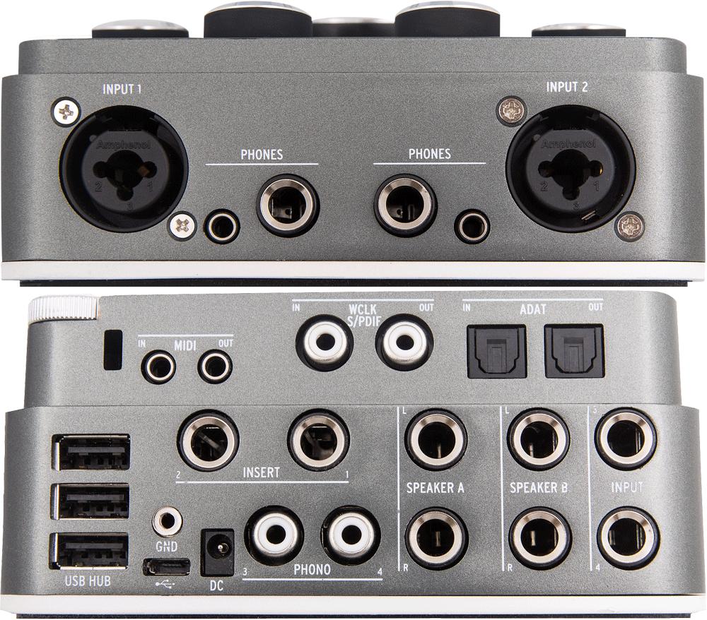 AudioFuse Grey