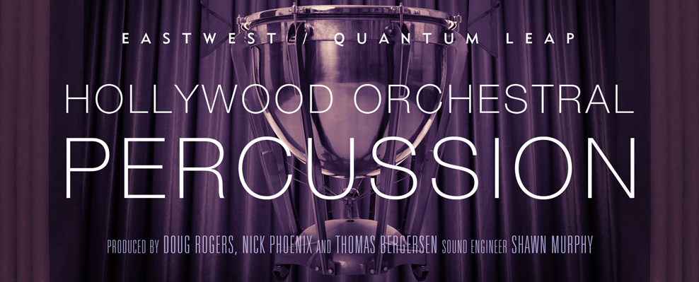 HOLLYWOOD ORCHESTRAL PERCUSSION
