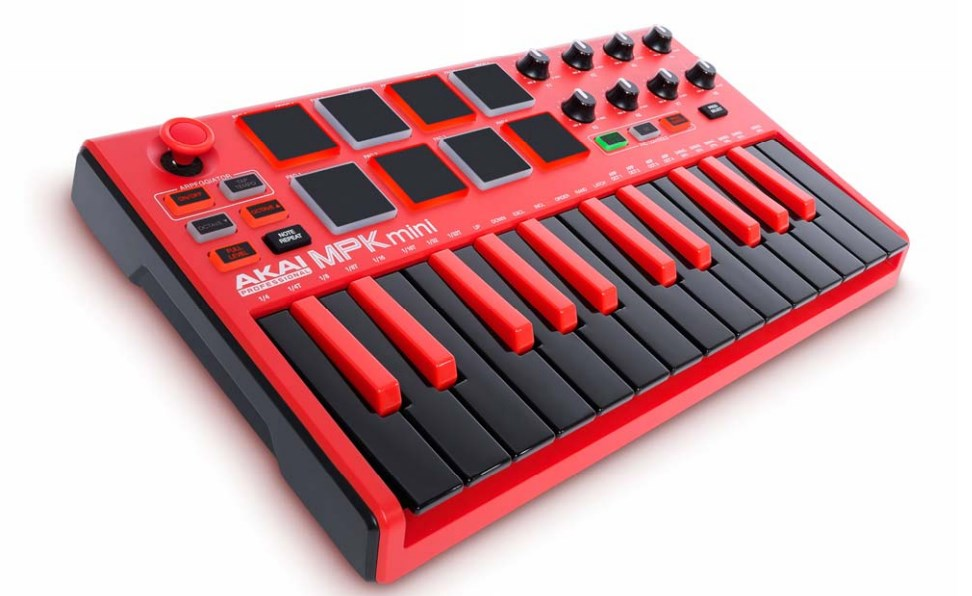 MPK mini MK2 RED0