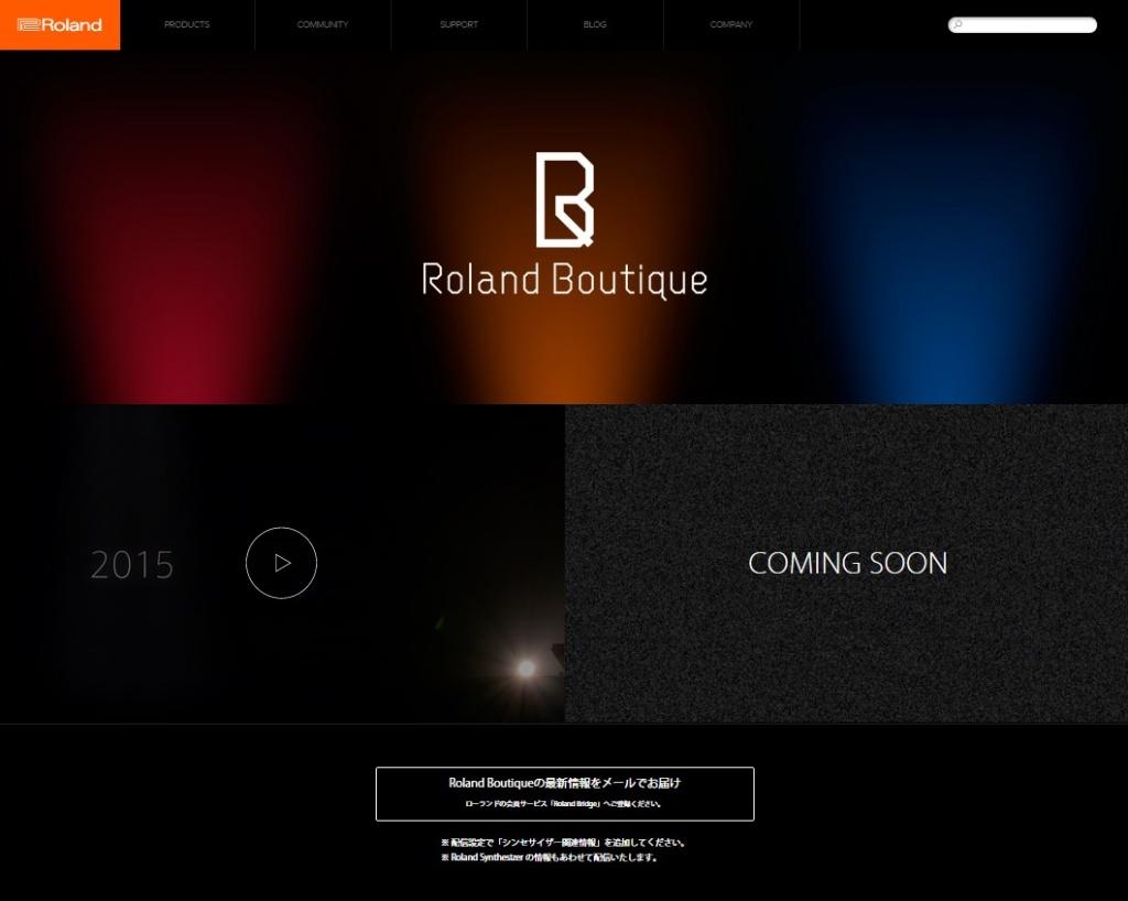 Roland_Boutique