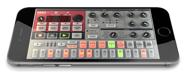 iELECTRIBE for iPhone4