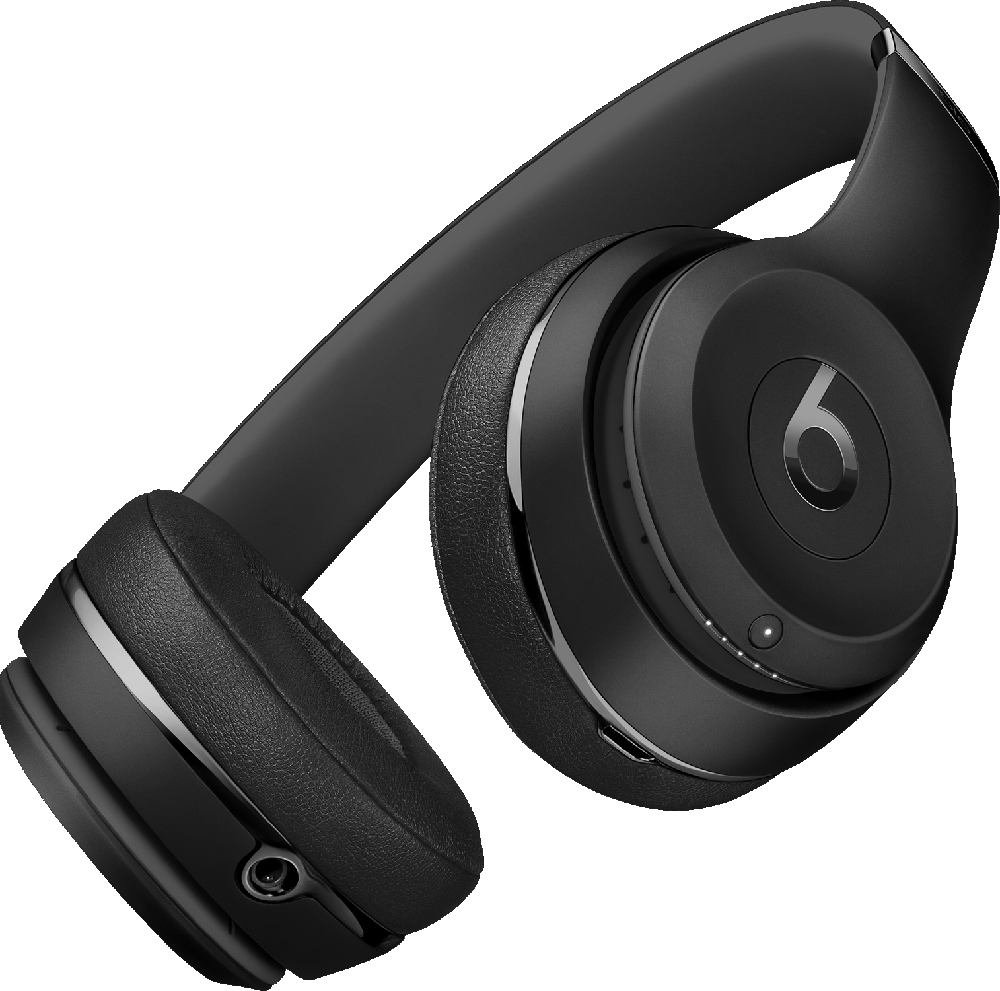 Beats Solo3 Wireless Gloss Black