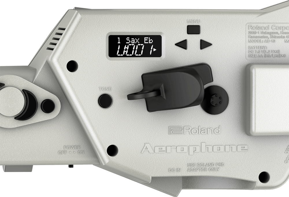 AE-10_Aerophone_Control_Are