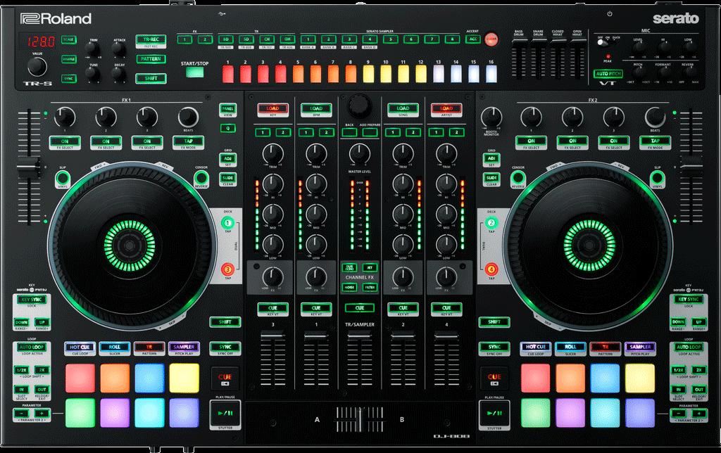 Roland_DJ-808_F
