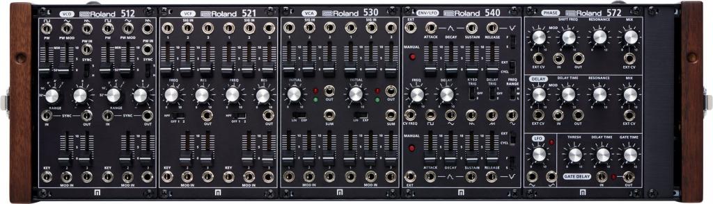 SYSTEM-500_01 Complete Set