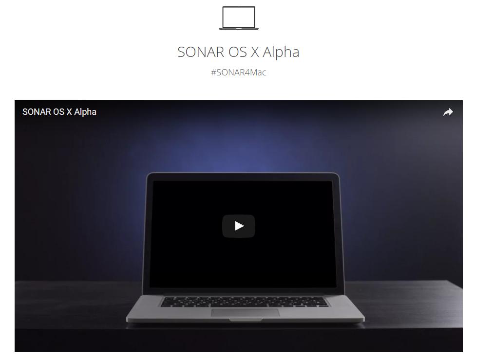 sonarmac