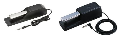 Korg DS-1H と Roland DP-10
