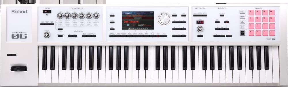 FA-06-SC White