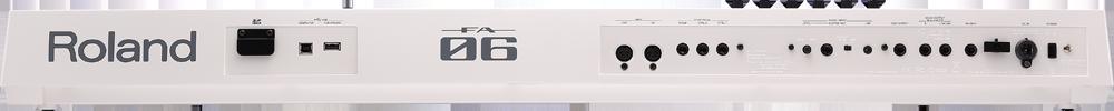 FA06-SC white リアパネル