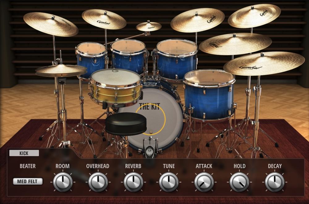 Steinberg Groove Agent 5 | バーチャルドラムスタジオ最新版
