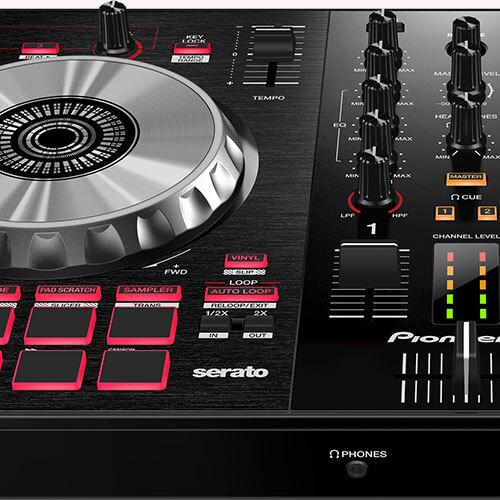 Pioneer DJ DDJ-SB3 SERATO DJ LITE 対応 DJコントローラー