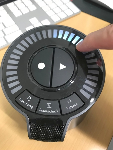 iZotope Spire WiFi接続可能なオーディオ・インターフェイス&マルチレコーダー