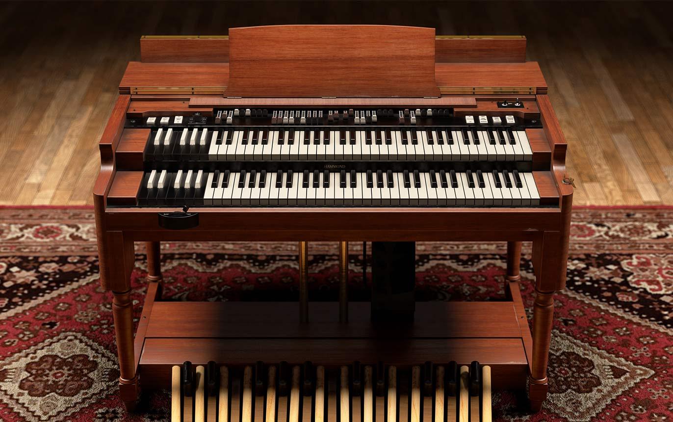 IK Multimedia Hammond B-3X | Hammond/Leslie 公認フィジカル ...