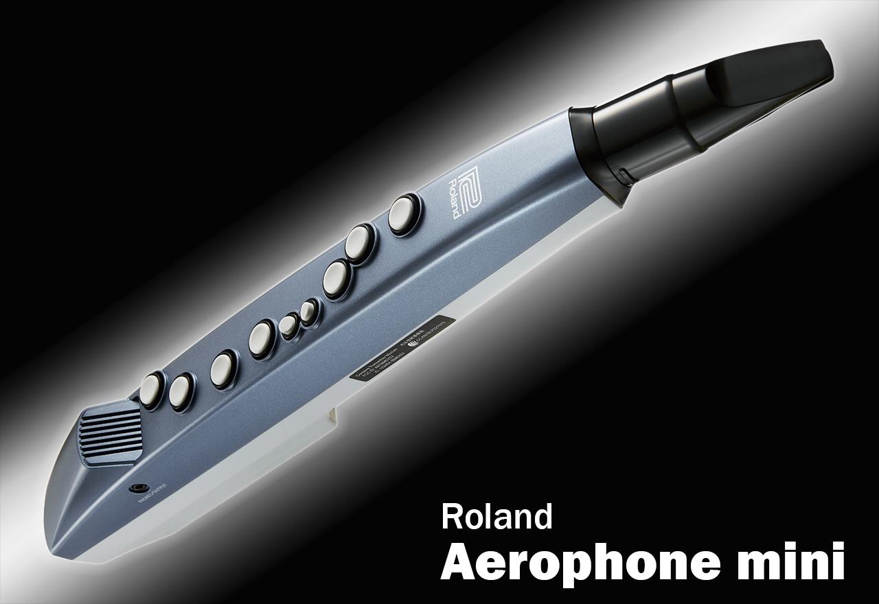 Roland Aerophone mini リリース