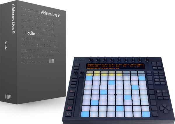 Ableton_push_Suite