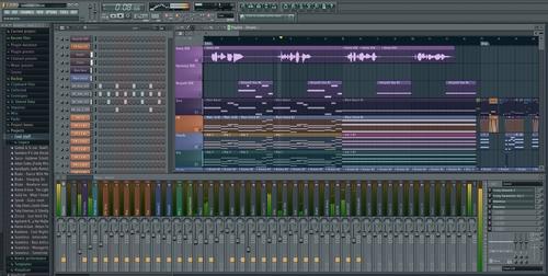 FLStudio11_Screen