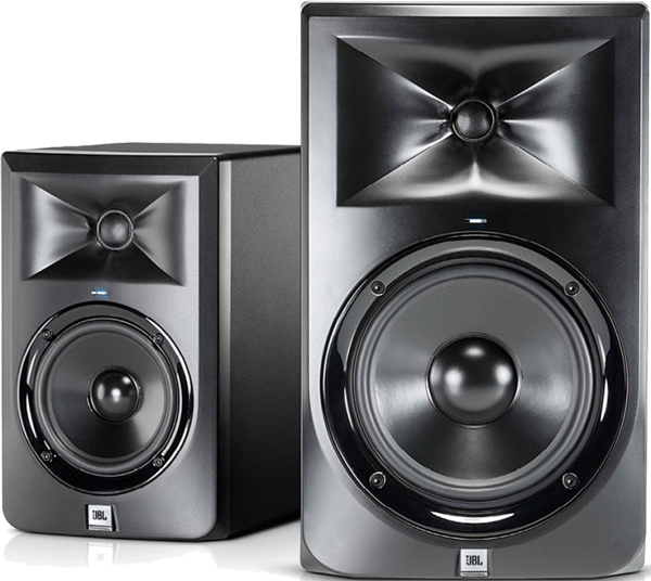 JBL PROFESSIONAL スタジオモニター「LSR305」「LSR308」