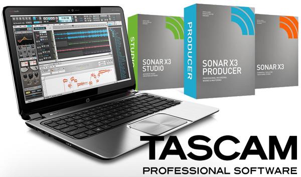 SONAR-X3TT