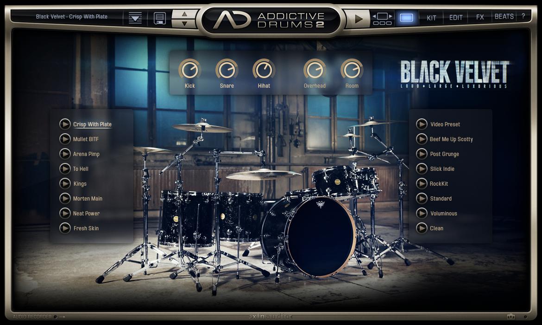 02 - AD2 - Explore - Black Velvet
