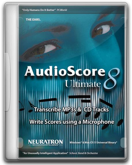 AVID_AudioScore8