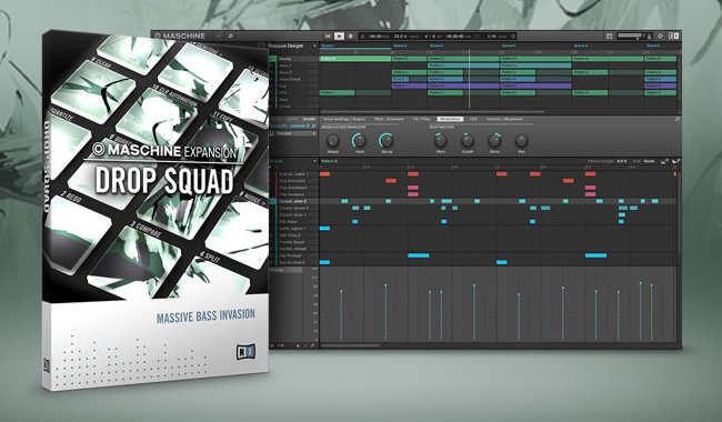 MASCHINE_DROP-SQUAD