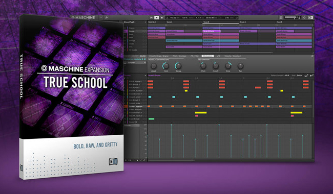 MASCHINE_TRUE-SCHOOL