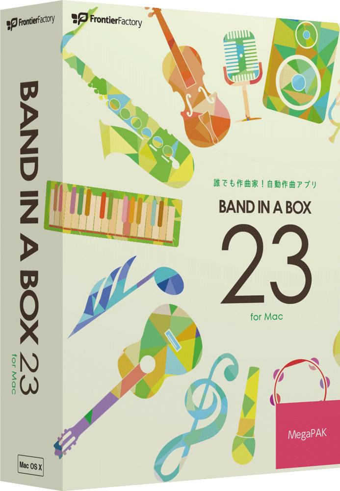 Band-in-a-Box23Mac_MegaPAK