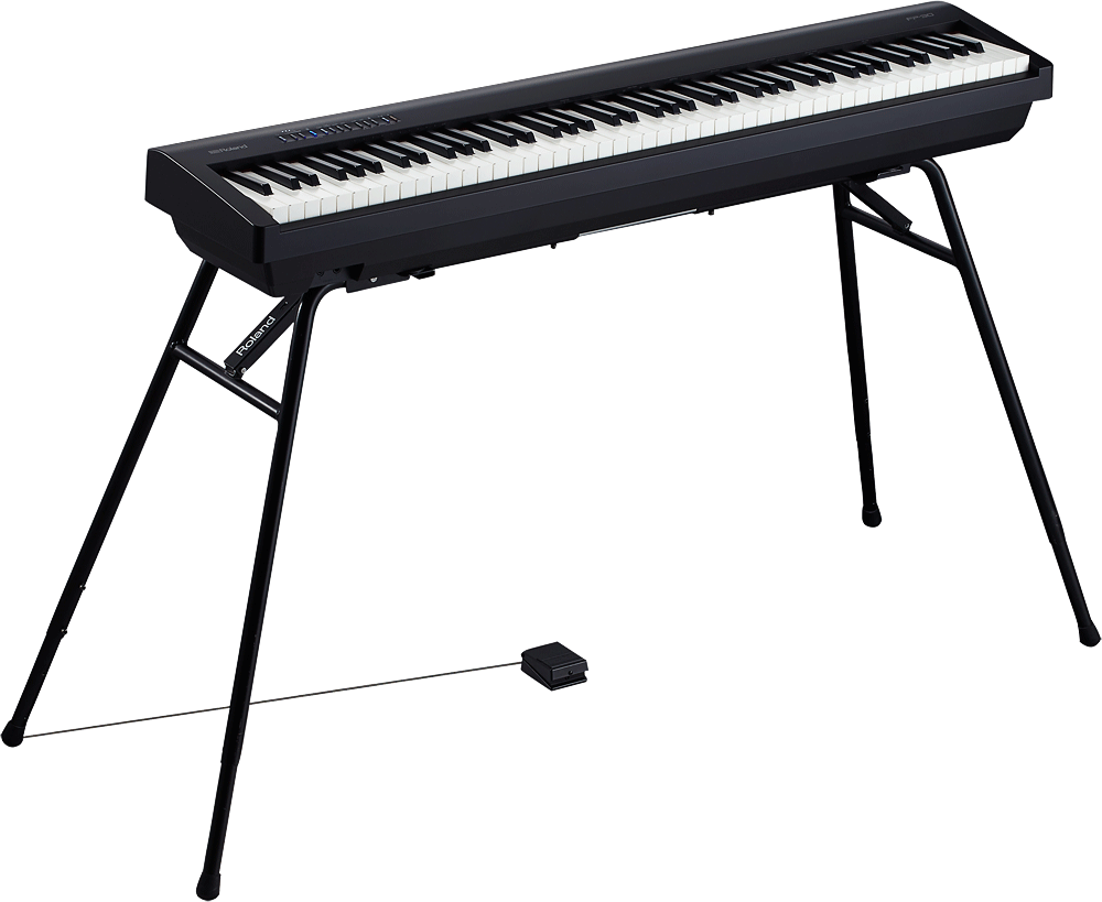 Roland FP-30 発表!ピアノ音に ... : キーボード打ち込み練習 : すべての講義