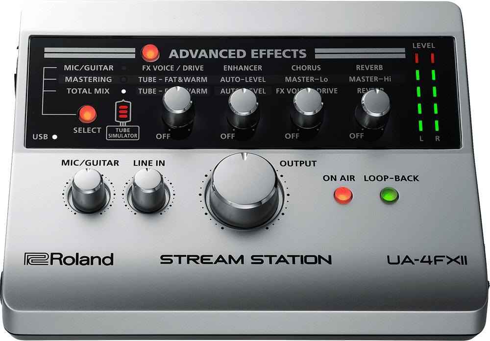 Roland_UA4FX2_front
