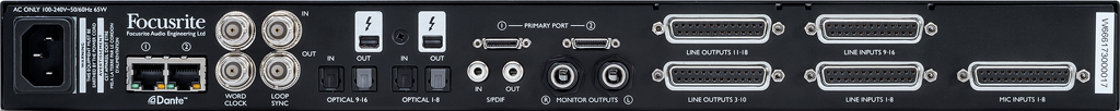 Focusrite_Red-8Pre_rear