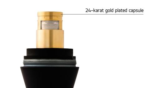 ゴールドプレートカプセル