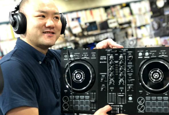 DDJ-400 レビュー Pioneer DJ