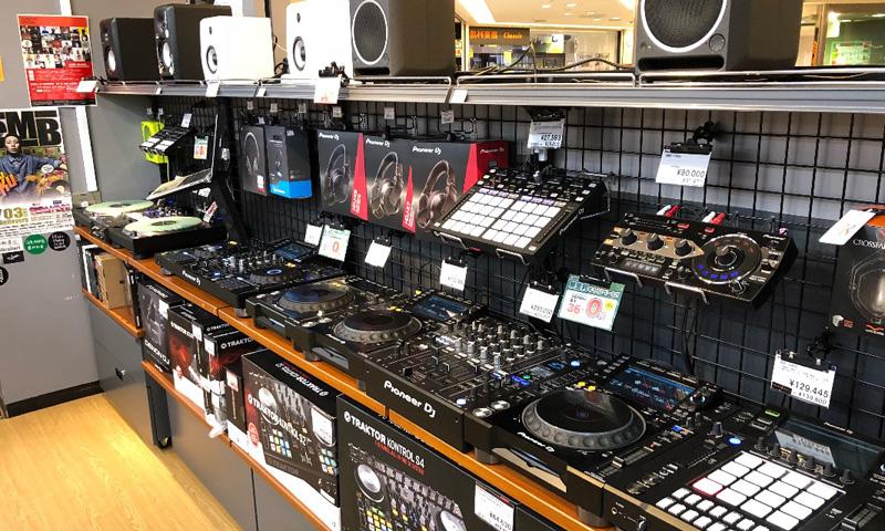 福岡 DJ コーナー1