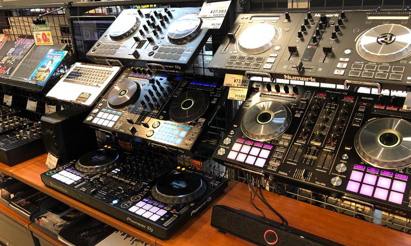 福岡 DJ コーナー2