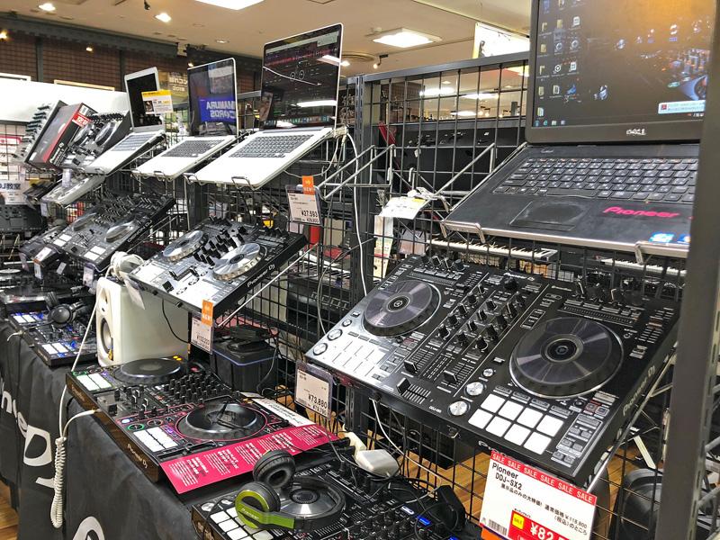 広島 DJ Pioneer コーナー