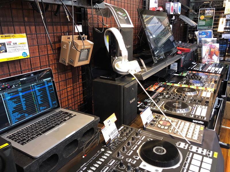 広島 DJ コーナー