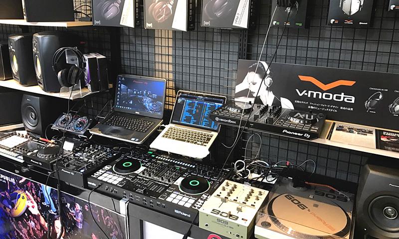 川崎 DJ コーナー