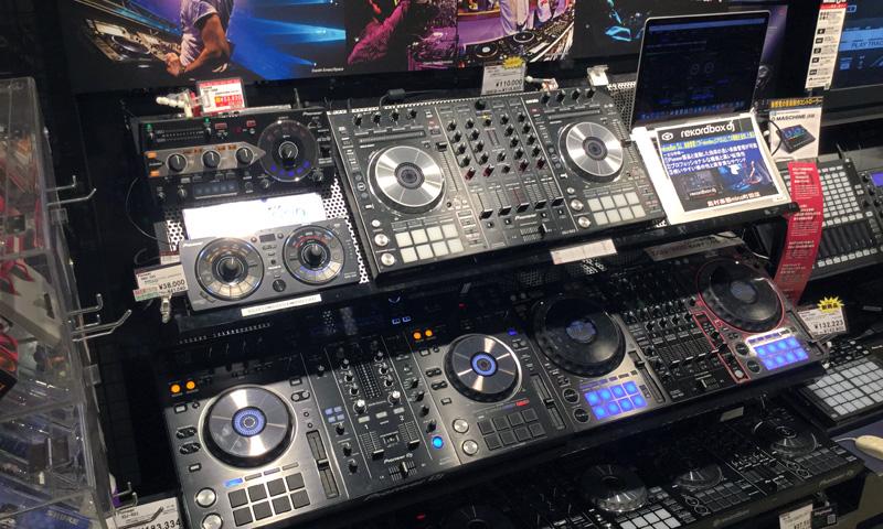 町田 DJ コーナー