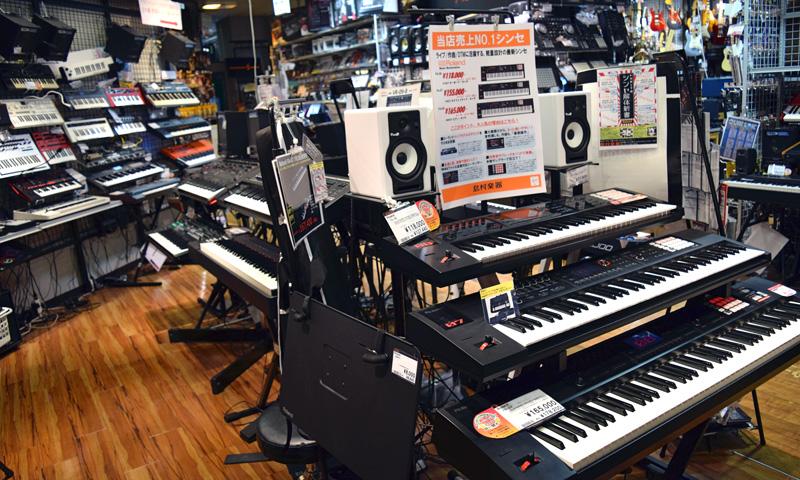 デジタル音楽機材 専門ショップ Digiland Pro Shop 名古屋パルコ店