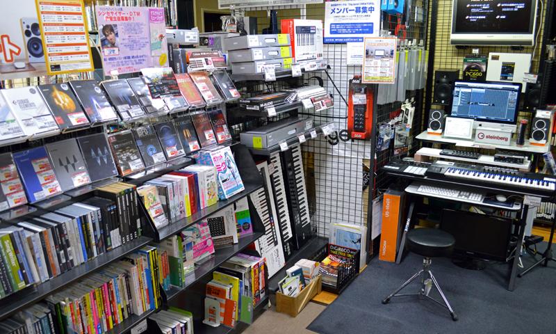 デジタル音楽機材 専門ショップ Digiland Pro Shop 神戸三宮ビブレ店