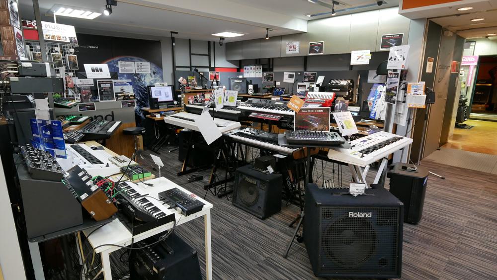 デジタル音楽機材 専門ショップ Digiland Pro Shop 札幌パルコ店